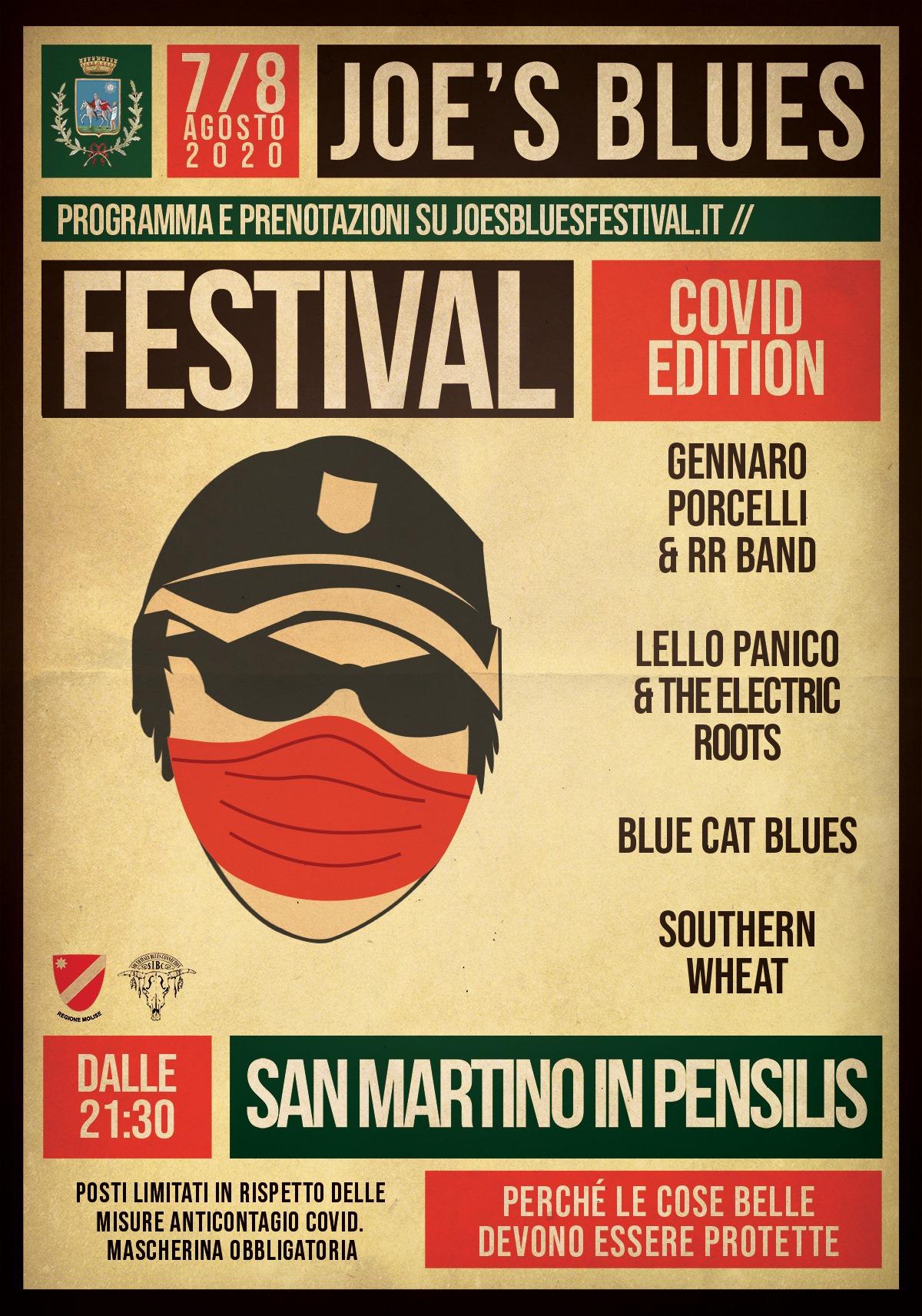 Joe's Blues Festival - 2020